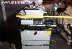 Заточной станок б/у Weinig Rondamat 934