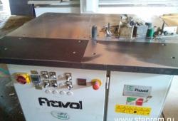 Автоматический кромкооблицочный станок б/у Fravol A16/S