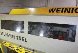 Четырехсторонний станок Weinig Unimat 23EL