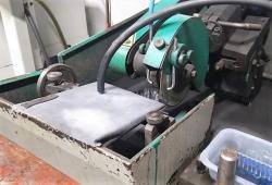 Заточной станок ШС -5 для профильных ножей с копиром