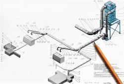 Разработка проектов системы ПРОМЫШЛЕННОЙ АСПИРАЦИИ