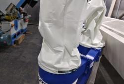 НОВАЯ! Аспирационная установка двухмешковая MF2