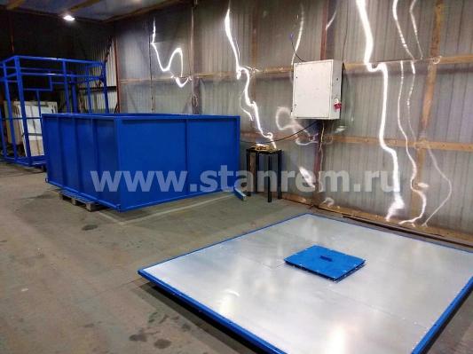 Комплектующие системы  АСПИРАЦИИ (циклон, бункер)