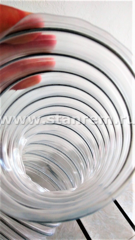 Шланги промышленные для СИСТЕМЫ АСПИРАЦИИ  (вытяжка опилок)